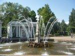 Сегодня открылись Петербургские фонтаны