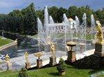 Сегодня в Петергофе стартуют знаменитые фонтаны