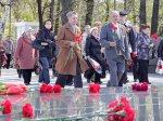 Сегодня в Петербурге состоялось шествие ветеранов