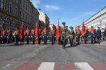 Генеральная репетиция праздничного парада состоялась в центре Петербурга