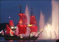 «Алые паруса 2012» онлайн