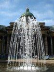 Петербургские фонтаны уходят на «зимние каникулы»
