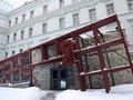 Пикетом решили удержать музей Маяковского