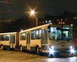 Ночные автобусы в Петербурге будут работать все новогодние праздники