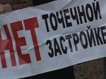 Жители Выборгского района по-прежнему опасаются за велотрек