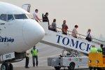 Самолет из Томска опоздал почти на пять часов