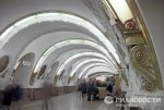 За четыре часа у вестибюля метро «Площадь Восстания» прошло 4843 человека