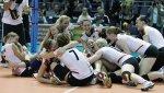 Волейболистки сборной России стали финалистками чемпионата Европы