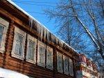 В Петербурге подсчитали крыши, на которых могут образоваться наледи