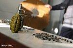 В Выборгском районе Петербурга взорвали гранату