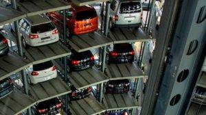 В Санкт-Петербурге будет построена парковка на 800 мест