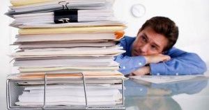 В скором будущем все бумажные документы заменят электронные