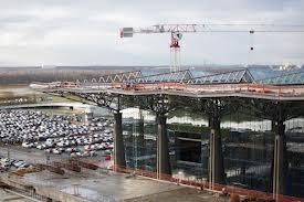 В Пулково приближается открытие нового терминала