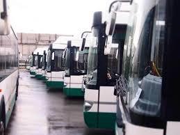 Нововведение – автобусы на «газу»