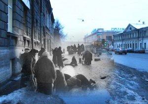 На честь снятия блокады Ленинграда люди выстроятся в цифру 900