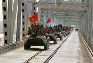 В 25-ю годовщину вывода войск из Афганистана в Пушкине открыт памятник участникам боевых действий