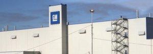 Петербургское предприятие General Motors приостановит конвейер на 2 недели