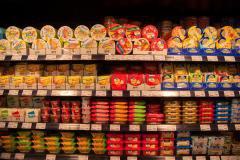 Правительство Петербурга планирует заключить с городскими торговыми сетями соглашение о не повышении цен на социально значимые продукты в случае серье