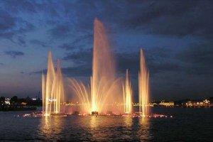19 апреля в Петербурге открывается сезон фонтанов