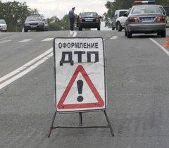 В Петербурге по вине полицейского произошло ДТП