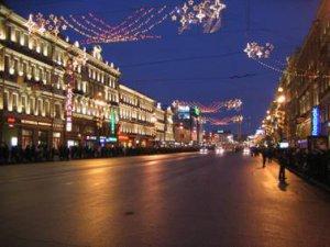 С 2015 году Невский проспект будет пешеходной зоной на выходные