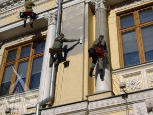 Ремонт фасадов жилых домов-памятников в Санкт-Петербурге включены в планы капремота