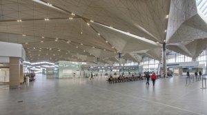 Аэропорт Пулково работает в штатном режиме
