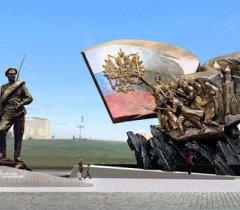 В Петербурге открыли памятник воинам Первой мировой войны