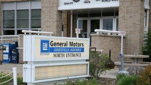 С августа по октябрь, остановится конвеэр завода  GM