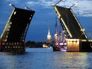 Скоро Санкт-Петербурге скоро закончится навигация