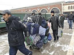 """На рынке """"Юнона"""" задержали одиннадцать мигрантов"""