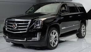 На заводе GM начали собирать обновленную версию Cadillac Escalade