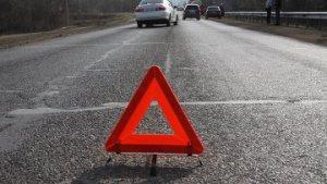 В результате ДТП с патрульной машиной на проспекте Тореза пострадала женщина