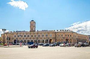 На Московском вокзале взрывного устройства не нашли