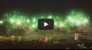 Прямая трансляция праздника выпускников «Алые паруса 2015»