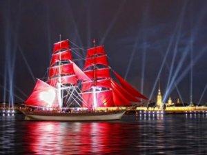 Алые паруса 2015 в Санкт-Петербурге - программа праздника