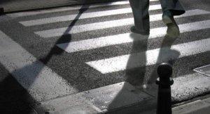 Сотрудник полиции сбил пенсионерку на пешеходном переходе через Бухарестскую улицу