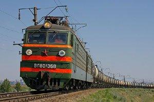 Утром в Санкт-Петербурге с рельс сошел грузовой поезд