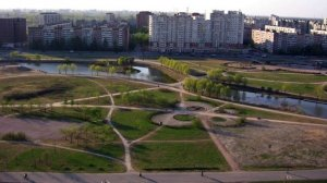 В парке Малиновка проходит митинг