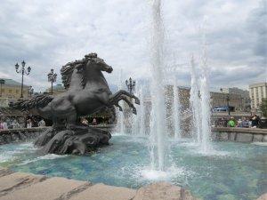В День ВДВ отключат центральные фонтаны