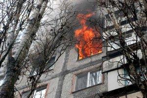 Пожар в Приморском районе: 35 человек эвакуированы