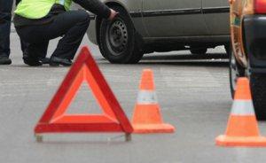 На Краснопутиловской улице в ДТП попал мотоцикл