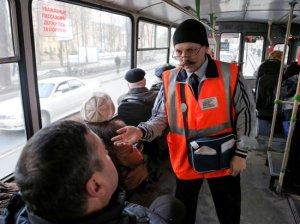 Самый популярный кондуктор Санкт-Петербурга забрал заявление об уходе