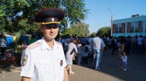 """5 тысяч сотрудников полиции обеспечат безопасность в """"День знаний"""""""