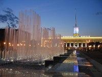 Светомузыкальные фонтаны заработают в День Победы
