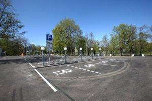 В Петергофе заработают новые парковки