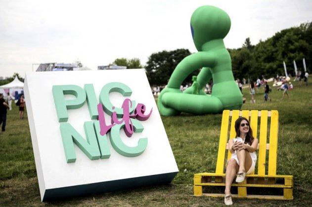 В Петербурге пройдёт фестиваль Life Picnic