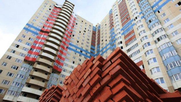 В Петербурге вырос ввод жилья