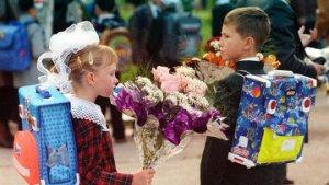 Петербургские школы примут рекордное число первоклассников