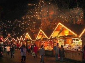 Соборная площадь Петропавловской крепости станет местом проведения Рождественских гуляний